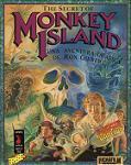 Car�tula de The Secret of Monkey Island